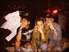 that's IKON — bobbyship: totally bobby-like aesthetics Yg Rapper, Christian Yu, Jung Jaewon, Korean Best Friends, Ikon Member, Ikon Debut, Song Mino, Mobb, Korean Bands