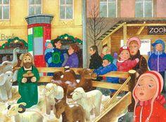 Vánoce na Svoboďáku Painting, Art, Art Background, Painting Art, Kunst, Paintings, Performing Arts, Painted Canvas, Drawings