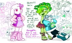 QuantumTale: Tori's.....RIVAL?!?! by perfectshadow06