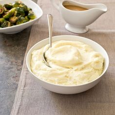 Make-Ahead Mashed Potatoes Recipe - Cook's Illustrated