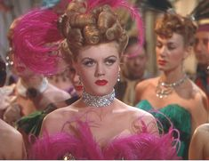Angela Lansbury. Yes this is the woman that does Murder, She Wrote. and voiced the teapot in Beauty and the Beast. Beautiful!