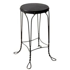 Ice Cream Parlor Stool
