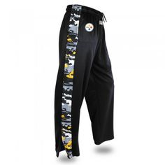 sports shoes 730f0 de7ea NFL Officially Licensed Pittsburgh Steelers Camo Print Stadium Pant New  England Patriots Apparel, Pittsburgh Steelers