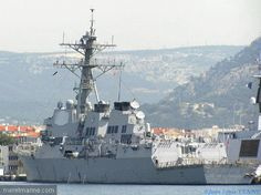 USS Oscar Austin à Toulon