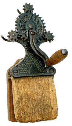 1901 Rope Making Machine Orson Bucklin