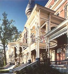 """tampa.buzz on Twitter: """"Henry B. Plant's Hotel & Museum will transport you back to the boom-times of the early C20th."""