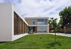 peña arrebola arquitectos - Casa May Valdepeñas Ciudad Real