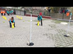 Beden eğitimi eğitsel oyun(bahçe) #1 - YouTube Games 4 Kids, Activity Games For Kids, Gym Games, Camping Games, Physical Education Lessons, Kids Education, Physical Activities, Sports Day Kindergarten, Sports Day Games
