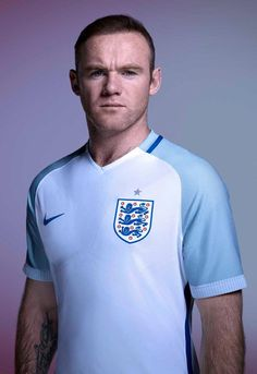 England Euro 2016 Kit Released