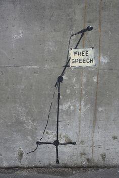 stencil   free speech