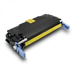 Compatible HP C9722A Yellow Toner Cartridge - http://dot-www.com/compatible-hp-c9722a-yellow-toner-cartridge/