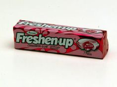 Fourth Grade Nothing: 1970s 1980s Freshen-Up Squirt Gum