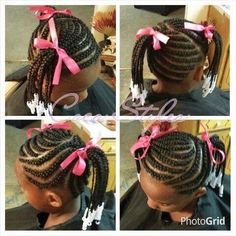 Braid Hairstyles For Kids nice braided kids hairstyle kids hair natural hair kids for more articles and pictures Easy Little Girl Braid Style
