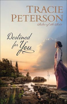 Destined for You by: Tracie Peterson Historical Romance Novels, Historical Fiction, New Books, Books To Read, March Book, Pregnant Wife, Fiction Books, How To Memorize Things, Siblings