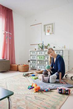 The home of a Dutch design duo