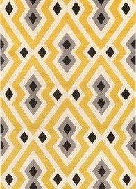 Ideas Art Deco Print Illustrations Gatsby For 2019 Boho Pattern, Pattern Art, Yellow Pattern, Motifs Textiles, Textile Patterns, Motif Vintage, Rug Company, Patterned Carpet, Pretty Patterns