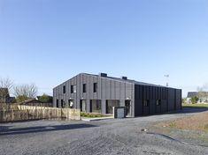 2012 / Logements / Guérande (44) - angelique chedemois architectures