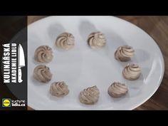 Pařížská šlehačka - Roman Paulus - Kulinářská Akademie Lidlu - YouTube Lidl, Roman, Place Cards, Place Card Holders, Cream, Youtube, Creme Caramel, Lotion