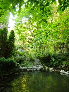 "Terme di  ""Takinoie""(Hotel), Noboribetsu-Onsen(Terme), Hokkaido Japan"