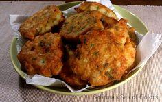 Una selección variada de platos de pescado que comparte la autora del blog SABRINA'S SEA OF COLORS.