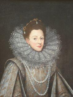 Un nuovo ritratto di Margherita di Savoia (1589-1655), moglie di Francesco IV Gonzaga, sempre di Pourbus il giovane