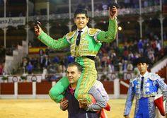 Notiferias Toros en Venezuela y el Mundo: GIJÓN: Luis David Adame, pletórico, corta cuatro o...