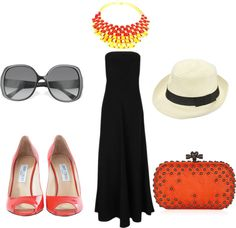 What to Wear There: #Dubai at the #One $45