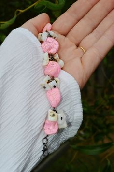 Items similar to Adjustable Bracelet - Light Pink and Ivory Abalone Shell Bracelet - Jewelry Gift For Her - Beaded Bracelet - Abalone Jewelry, Christmas Gift on Etsy Keep Jewelry, Cute Jewelry, Jewelry Gifts, Shell Bracelet, Bangle Bracelets, Abalone Jewelry, Abalone Shell, Adjustable Bracelet, Etsy Jewelry