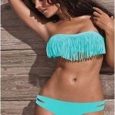 2+PCS+Padded+Bikini+Swimsuit+Set+$28.00