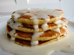 Banana Orange Pancakes - light, fluffy and full of flavour. A very easy recipe that uses simple ingredients.