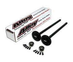 Alloy USA Dana 35 Chromalloy Rear Axle Kit 12134 Axle Upgrade Kits. Price: $299.93; Shipping: Calculated at checkout.
