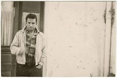Jack Kerouac by William S. Burroughs ▪ Tangier, 1957