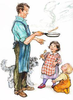 Shirley Hughes illust.