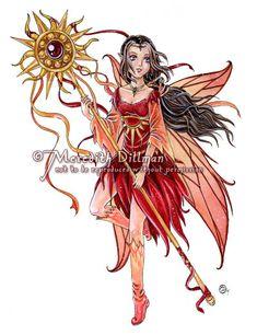 Solara by MeredithDillman on deviantART