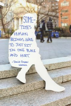 haleyincarnate:    David Foster Wallace, Infinite Jest
