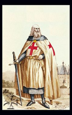 Jacques de Molay, the last Grand Master Origin of Friday the 13th. Jacques de Molay, the last grand master of the Knights Templar, who was burned at the stake in 1314.On October 13, 1307, scores of French Templars were arrested along with the order's grand master, Jacques de Molay. Charged with a host of offenses ranging from heresy, devil worship and spitting on the cross to homosexuality, fraud and financial corruption, the men were brutally tortured; many, including de Molay,