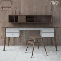 Pontus Desks Pinch