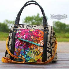 Sew Sweetness Rockstar Bag made by Rock Baby Scissors