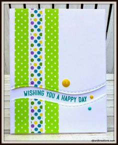 djkardkreations: City Crafter Challenge Guest Star ~ A Parade of Washi