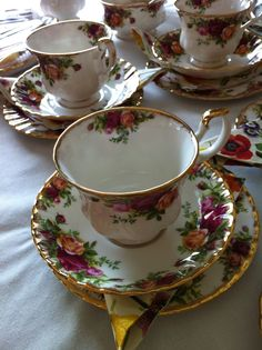My Old Country Roses China.....Love It!!