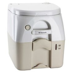 Portable Toilets and Accessories 181397: Dometic Sealand 975 Portable Toilet 5.0 Gallon Tan W Brackets 301097502 -> BUY IT NOW ONLY: $144.99 on eBay!