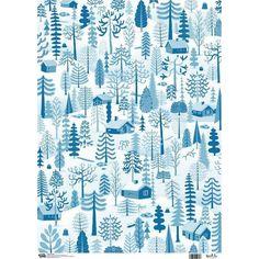 Bjorn R Lie - Winter Trees