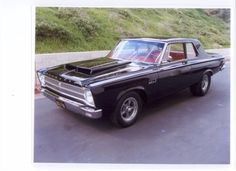 1965 Plymouth Belvedere 1 A990 Super Stock