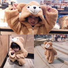 Cute Little Baby, Baby Kind, Little Babies, Cute Babies, Korean Babies, Asian Babies, Baby Bear Suit, Cute Baby Boy Photos, Baby Pearls