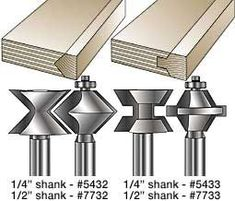 MLCS Edge Banding Router BitsYou can find Woodworking and more on our website.