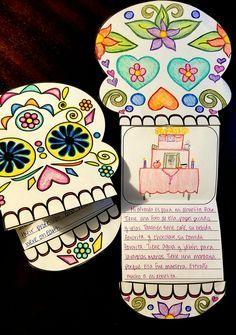 dia de los muertos essay in spanish