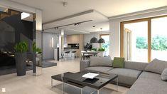 Living Room Kitchen, Living Room Interior, Home Living Room, Living Room Designs, Modern Interior, Interior Design, Living Room Goals, Open Space Living, Hall Design