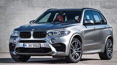 2015 BMW X5 M - RoadandTrack.com