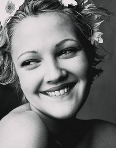 Drew Barrymore, 1995 by Mark Seliger -repinned by Los Angeles County, California photography studio http://LinneaLenkus.com  #portraiture