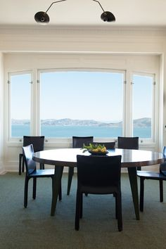 "Legendary SF columnist Herb Caen described the view from Buell's flat as ""the closest thing to heaven without dying"" in the San Francisco Ch..."